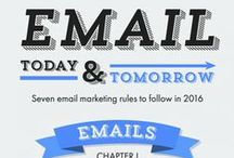 E-Mail and Newsletter Marketing / A board about E-Mail and Newsletter Marketing. You will get to know how to setup your next Newsletter campaign and find new way to promote your products, articles and content through Email Marketing.