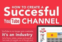 YouTube Marketing with your own Channel / YouTube Marketing is a powerful tool – to drive traffic, viral hits, brand your YouTube authority and connect to your costumers. With your own YouTube channel you can provide fantastic content – that will remain in users heads! Here you gonna find awesome tips, learn new skills or how to setup your channel.