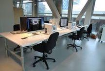 Office Kantoor Werkplek / Kantoor inrichting van www.buiskoppelingshop.nl