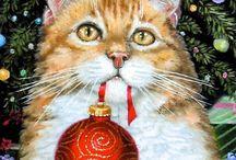 Natale / Immagine natalizie dipinte