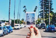 C a l i f o r n i a ☽ / My California life ★