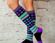 Cutest Compression Socks / Compression socks are essential for nurses, and luckily they are cute too!