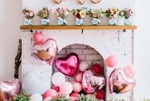 Season of Love / Your complete guide to making the most of Valentine's Day. Love your life, yourself, your job. Indulge in sweet treats that make you feel festive. And heck, maybe even make someone a Valentine.