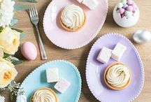Everything Easter-y / Not sure what to bring to your upcoming Easter brunch/lunch/dinner/egg hunt? Look no further! We've created a board with some of the most creative and delicious Easter-inspired contributions.