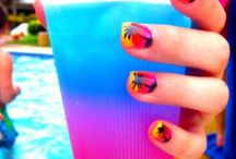 Nail art 💅 / by Courtney Burns