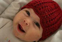 Crochet - Baby & Child Wearables / Crochet Inspiration