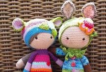 Crochet - Toys & Things / Crochet Inspiration