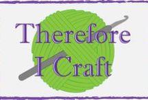 Crochet - My Work / Crochet Inspiration