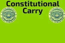 Gun Control and Constitutional Carry / Information about the Second Amendment and Constitutional Carry, as well as government Gun Control cause and effects.