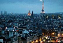 Paris - La Ville-Lumière / Beautiful pics of the city of light.