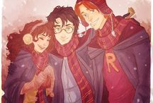 Harry Potter / Hogwarts is my home