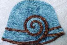 Knitting: Hats & Other Heady Stuff / by croknit86