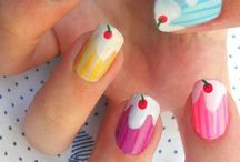 Creative Nail Art / Comment if you want to join. Have fun invite anyone you want