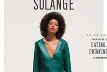 Muse - Solange / Fashion goddess