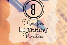 Writing ideas and tips