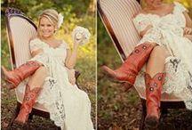 Noiva de botas