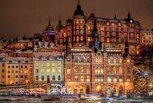 I dream of Sweden / Un jour, je visiterai la Suède