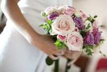 M&M / A traditional wedding ceremony and reception with a pale pink touch.