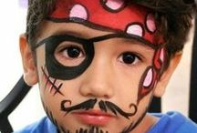 maquillatge infantil / by Gloria Samso Julia