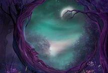Fantastical / Fantasy, fairy tales and mythology / by Ana Alcaraz