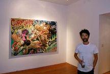 Makoto Aida, Japanese painter /