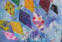 Kuvis: maalaten