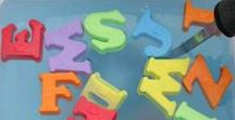 Alphabet/ Phonics Games and Ideas / Ideas for ways to teach alphabet letters Games