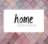 Home DIY & Decor Inspiration