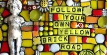 Mosaics I LOVE / Mosaics I love........simple as that!