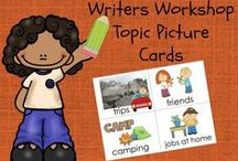 writers workshop / Ideas and thoughts for writers workshop
