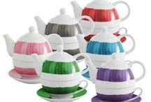 TEA FOR ONE / TEAPOTS I LIKE / Tea Is For Me / Tea - For - One.. / by Hope Brown