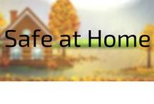 Safe at Home / Tips for keeping your home safe whether you are there or not. How to protect and defend yourself from thugs and predators while you are in your home.