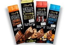 LINDT HELLO / Lindt HELLO, la nouvelle expérience chocolat aux recettes cosmopolites qui va vous transporter dans un monde pétillant, ultra-gourmand et surprenant !
