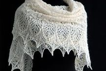 Knitting: Shawls, Shawlettes, Stoles & Wraps for Women / Shawls, stoles, and wraps of all kinds.  Mostly appropriate for women.  Wraps with Cable & Lace.  Traditional shawls from Estonia, Russia, Shetland, etc. / by croknit86 .