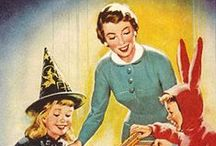 Halloween @MamaLiefs / Vintage Halloween