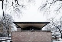 Archi _ Frank Lloyd Wright / Frank Lloyd Wright Architecture Architettura Architect