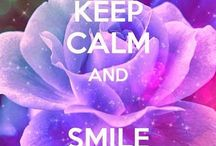 KEEP CALM QUOTES / by Bailey M