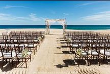 Wedding Ceremony Setup / Great ideas for beautiful Wedding Ceremony Setup | Destination wedding photographer | Mexico wedding photographer | Moshi Moshi Photography