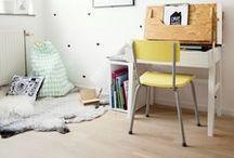 Kid's Room | Chambre d'enfant / La Récréation