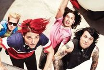 KILLJOYS MAKE SOME NOISE ~ My Chemical Romance ♥ / Gerard Way Frank Iero Mikey Way Ray Toro Bob Bryar Matt Pellisier ~ 2001 - forever