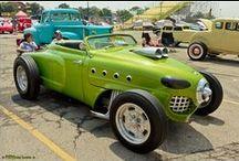 CARS - HOT RODS / Hot Rods I like. / by Saint James