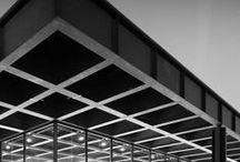 Archi _ Mies van der Rohe / Mies van der Rohe Architecture Architettura Architect
