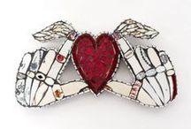 LOVE, Mosaic Style / Romance, Valentine's Day, Wedding, LOVE.