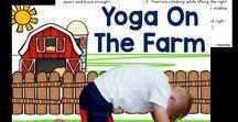 Yoga with Kindergarten / Everything about Yoga