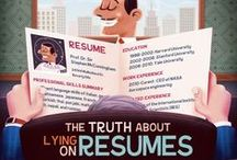 #career / how to write a resume, tips for a successful interview, CV designs