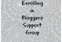 Blogging / Support our fellow bloggers.