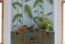 Ethnic Homes / Homes with a ethnic, tribal and global style. / by So ethnic