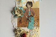 Prima Doll Stamp
