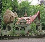 Quaint & Quirky Houses