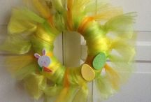 Spring and Easter decoration / Ligthen your home!